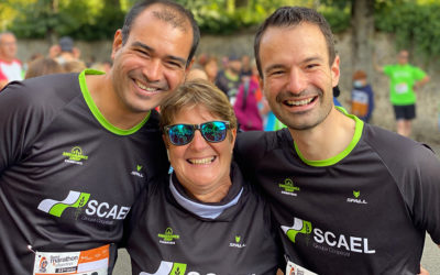La SCAEL au Semi-Marathon de Chartres